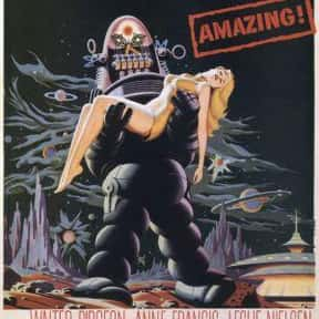 Forbidden Planet is listed (or ranked) 4 on the list The Best Sci-Fi Movies of the 1950s