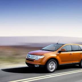 Ford Edge is listed (or ranked) 23 on the list The Best Car Values