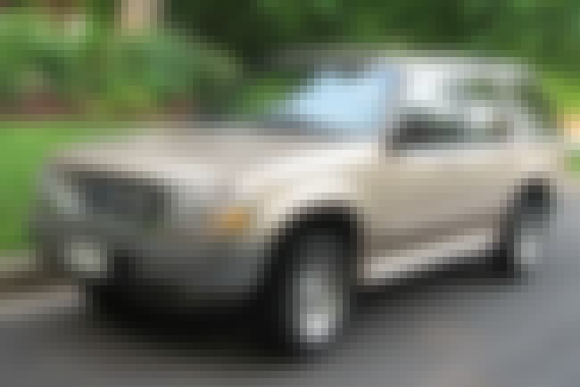 Ford Explorer is listed (or ranked) 4 on the list Full List of Ford Models