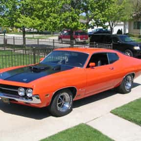 Ford Torino is listed (or ranked) 24 on the list The Best 1960s Cars