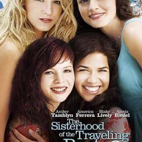 The Sisterhood of the Travelin is listed (or ranked) 18 on the list The Best Movies About Teenage Girl Friendships