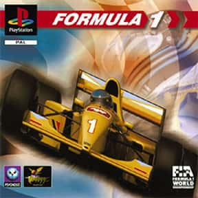 Formula 1 is listed (or ranked) 22 on the list The Best PlayStation Racing Games