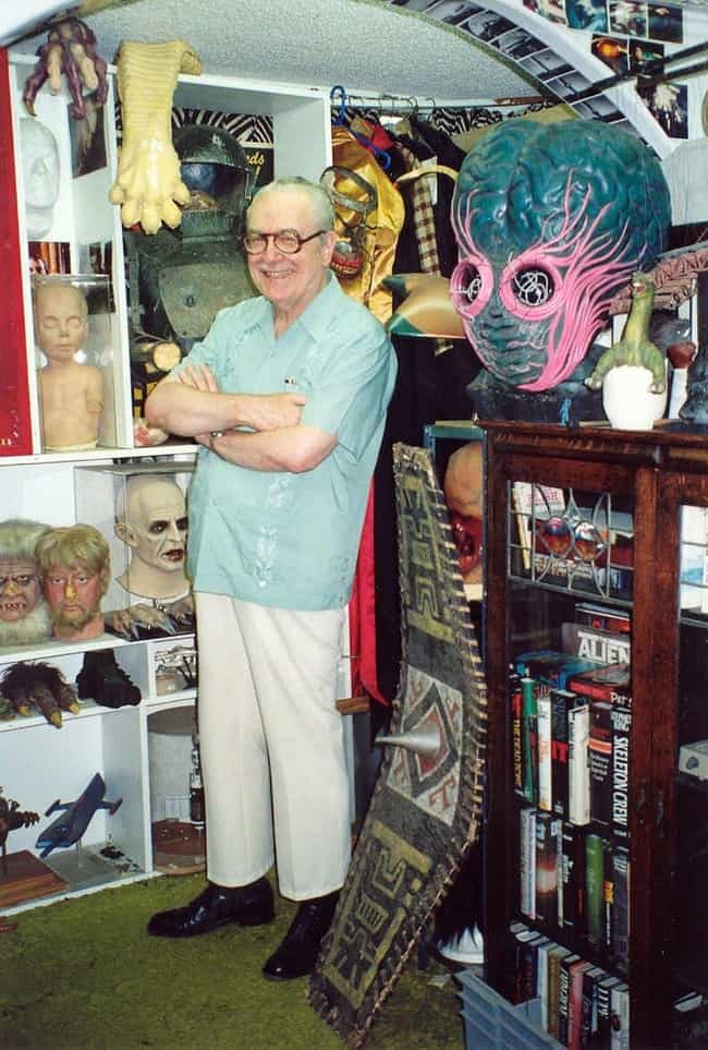 Forrest J Ackerman is listed (or ranked) 2 on the list Famous Male Literary Agents