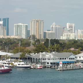 Fort Lauderdale is listed (or ranked) 14 on the list The Most Gay-Friendly Cities in America