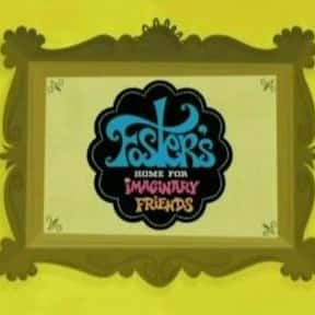 Foster's Home for Imaginary Fr is listed (or ranked) 13 on the list The Best Boomerang TV Shows
