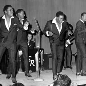 Four Tops is listed (or ranked) 7 on the list The Best Bands with Numbers in Their Names
