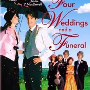 Four Weddings and a Funeral is listed (or ranked) 8 on the list The Funniest Movies About Death & Dying
