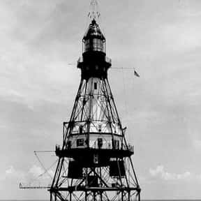 Fowey Rocks Light is listed (or ranked) 20 on the list Lighthouses in Florida
