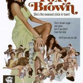Foxy Brown is listed (or ranked) 8 on the list The Best Exploitation Movies of the 1970s