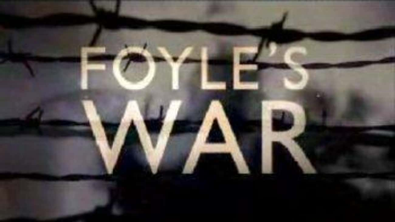 Foyle's War is listed (or ranked) 3 on the list What To Watch If You Love 'Doc Martin'