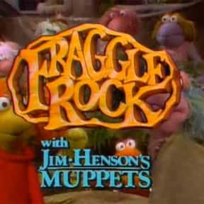 Fraggle Rock is listed (or ranked) 5 on the list The Best Puppet TV Shows