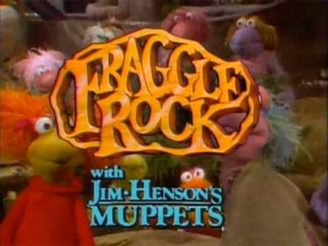 Fraggle Rock is listed (or ranked) 3 on the list The Best Pop TV Shows