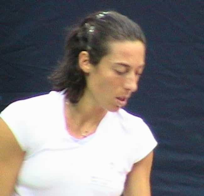 Francesca Schiavone is listed (or ranked) 4 on the list The Best Tennis Players from Italy