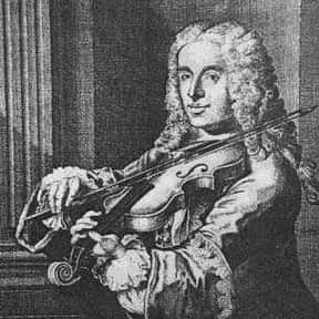 Francesco Maria Veracini is listed (or ranked) 23 on the list Famous Violinists from Italy
