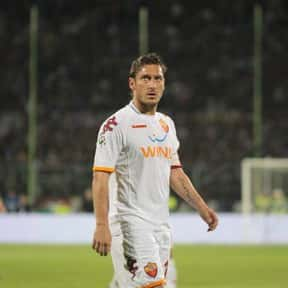 Francesco Totti is listed (or ranked) 12 on the list The Best Soccer Players of All Time