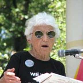 Frances Crowe is listed (or ranked) 9 on the list List of Famous Peace Activists
