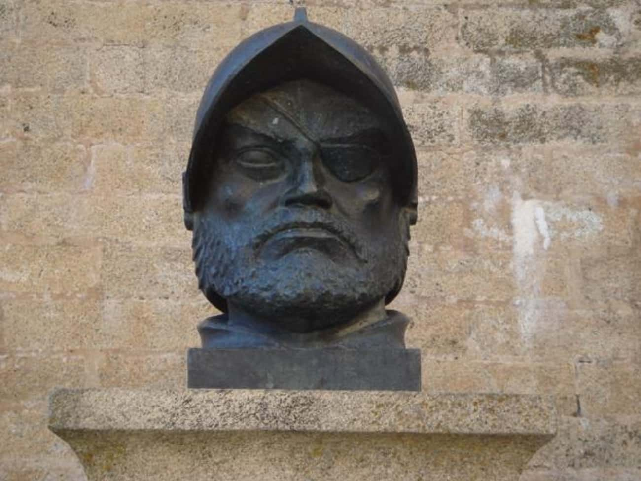 Francisco de Orellana is listed (or ranked) 3 on the list List of Famous Conquistadors