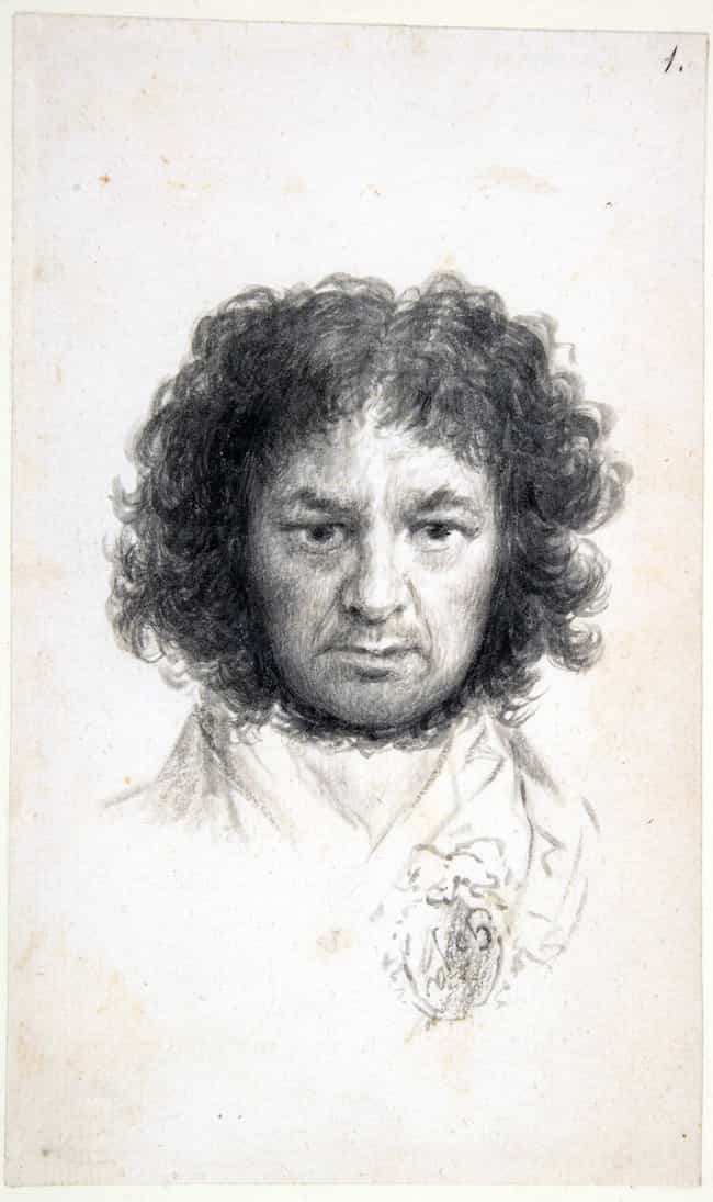 Francisco Goya is listed (or ranked) 3 on the list The Most Famous Romantic Artists Of All Time