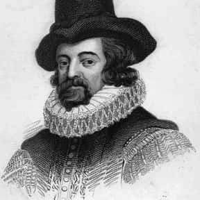 Francis Bacon is listed (or ranked) 19 on the list Famous Philosophers from England