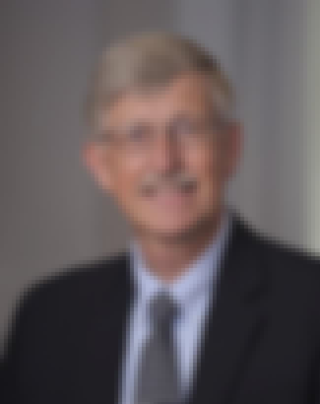 Francis Collins is listed (or ranked) 6 on the list List of Famous Geneticists