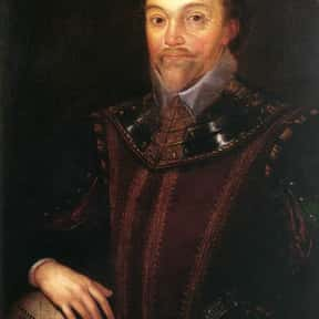 Francis Drake is listed (or ranked) 5 on the list List of Famous Pirates