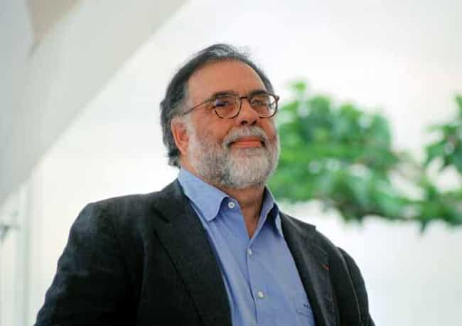 Francis Ford Coppola is listed (or ranked) 3 on the list Members of the Coppola Family