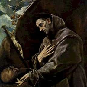 Francis of Assisi is listed (or ranked) 25 on the list List of Famous Preachers