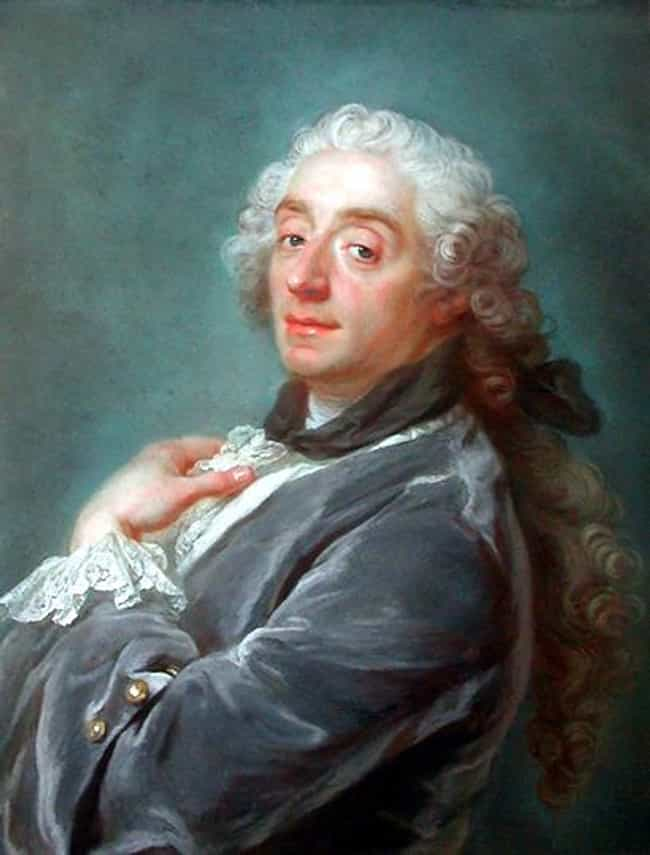 François Boucher ... is listed (or ranked) 2 on the list Famous Rococo Artists