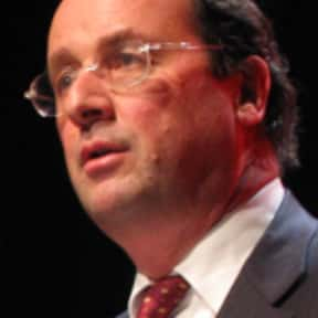 François Hollande is listed (or ranked) 8 on the list Who Should Be TIME Magazine's Person of the Year 2015?