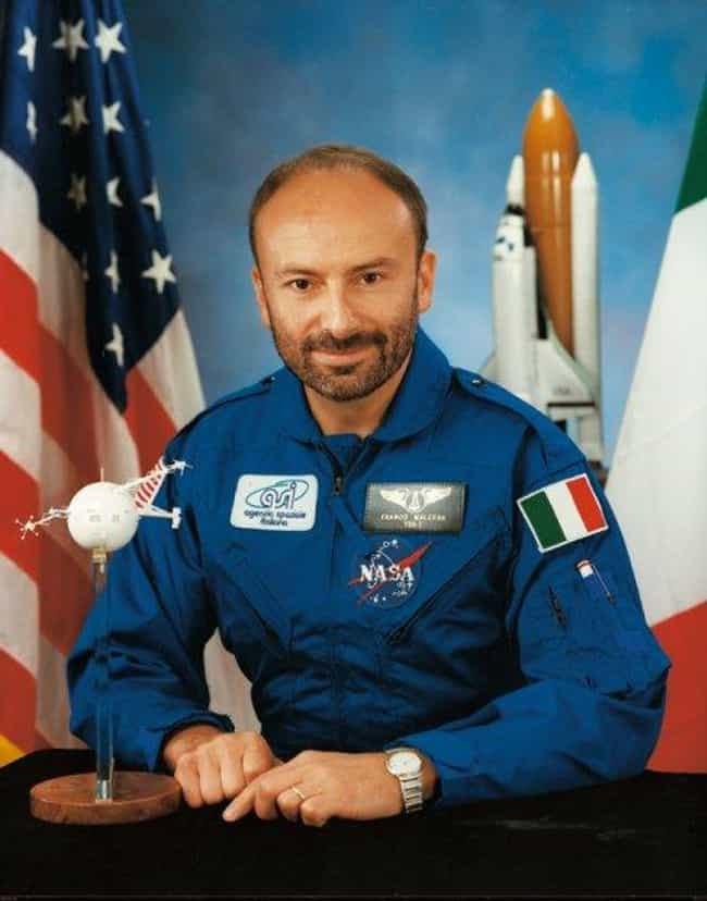 Franco Malerba is listed (or ranked) 1 on the list Famous Astronauts from Italy