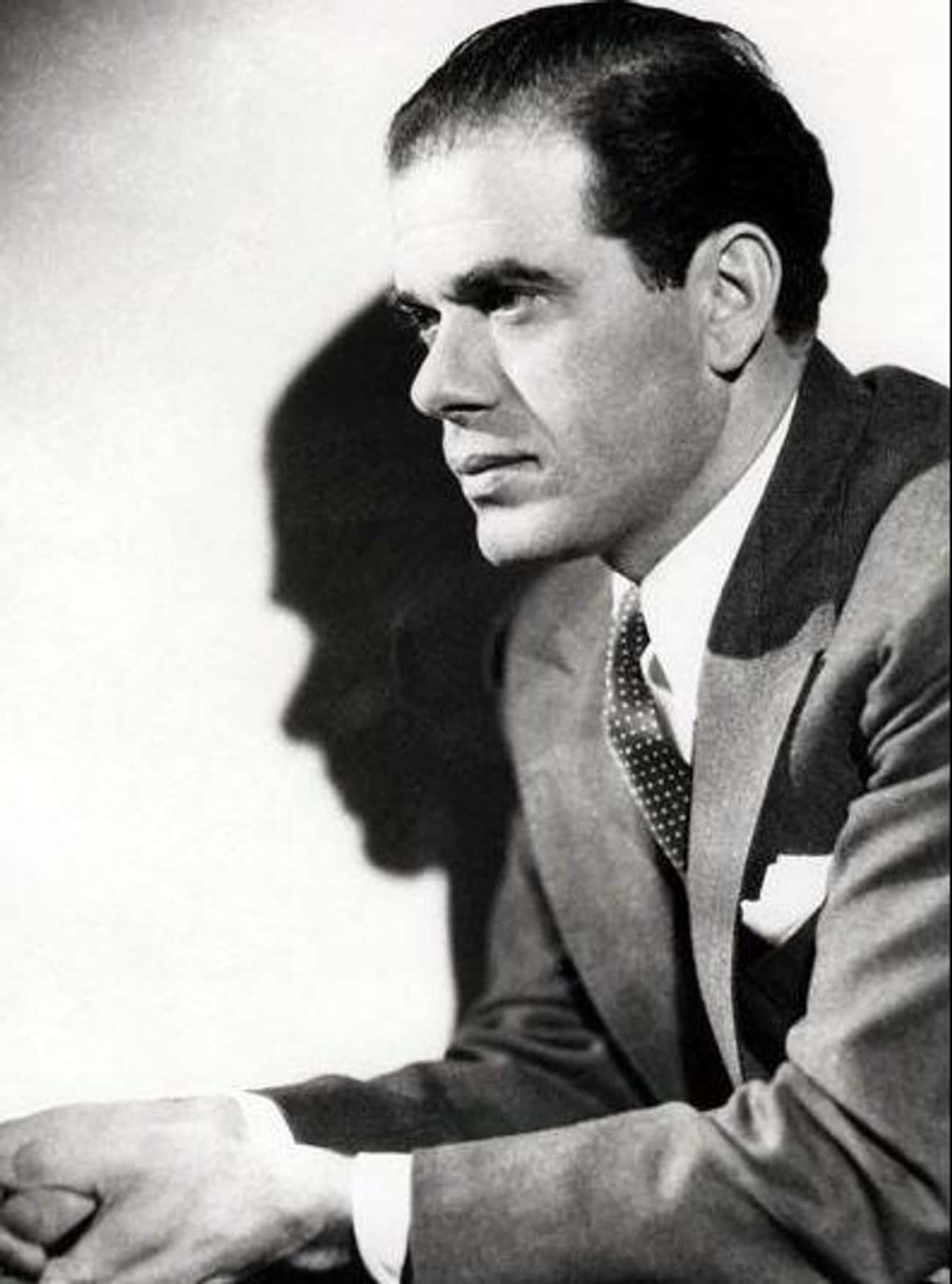 Frank Capra is listed (or ranked) 4 on the list Men Who Resent Their Parents For Having Them Circumcised