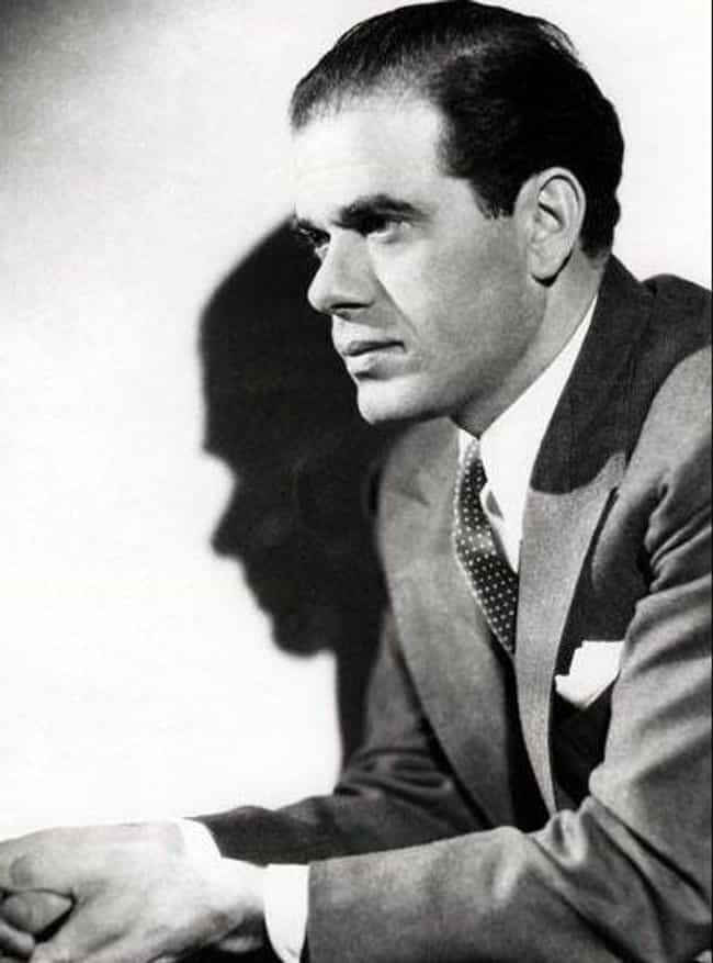 Frank Capra is listed (or ranked) 3 on the list List of The Marriage Circus Movie Writers