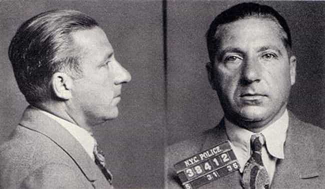 Frank Costello is listed (or ranked) 4 on the list List of Famous Rum-Runners