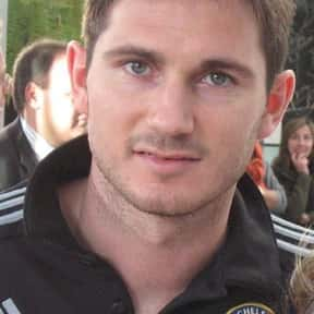 Frank Lampard is listed (or ranked) 5 on the list Famous People Named Frank