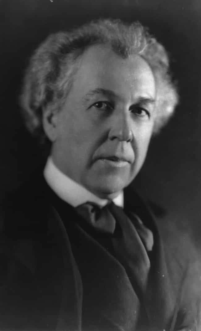 Frank Lloyd Wright is listed (or ranked) 1 on the list Famous Male Interior Designers
