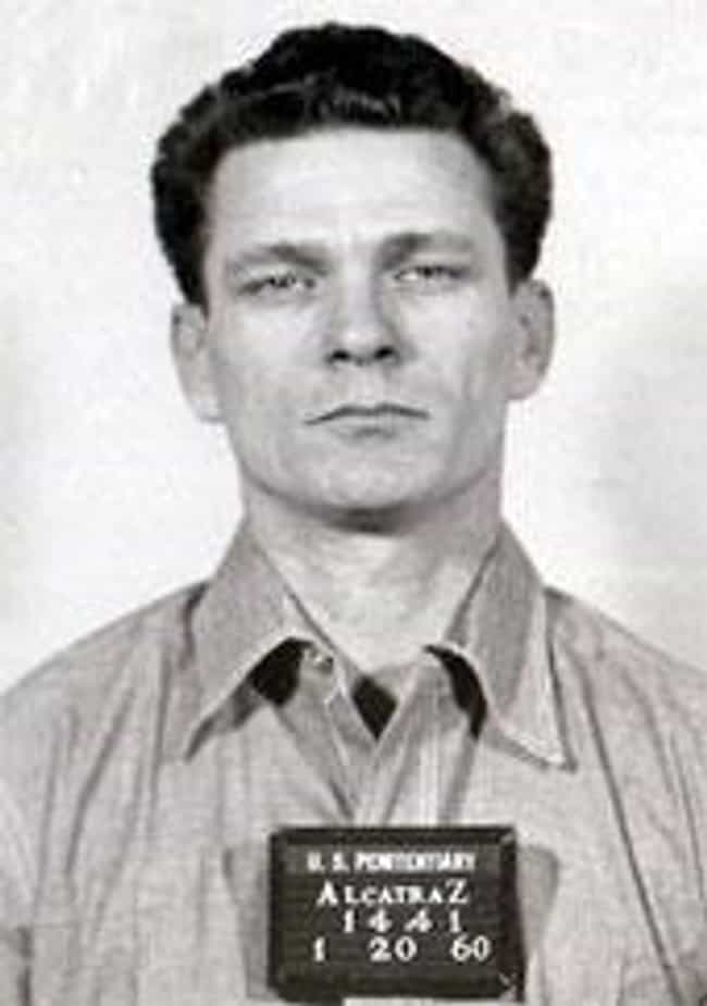 Frank Morris is listed (or ranked) 3 on the list Famous Inmates at Alcatraz