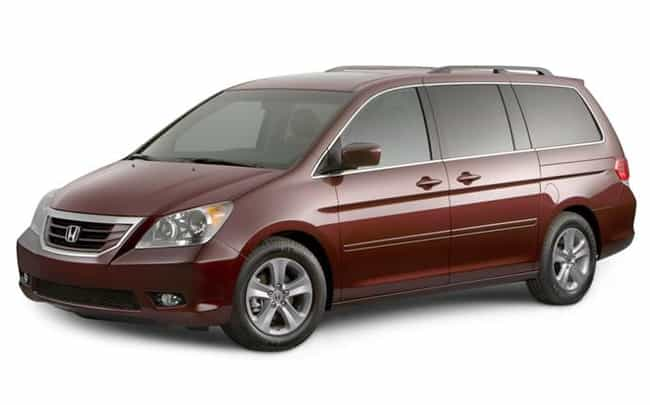2008 Honda Odyssey is listed (or ranked) 4 on the list The Best Honda Odysseys of All Time