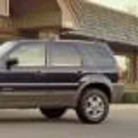 2002 Ford Escape SUV 4WD