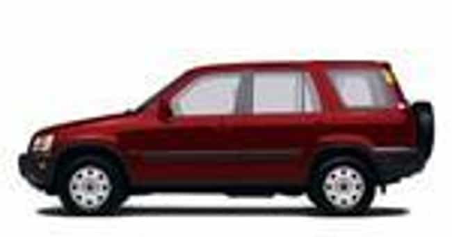 1997 Honda CR-V is listed (or ranked) 1 on the list List of Popular Honda CR-Vs
