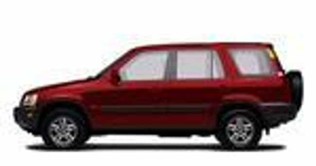 1998 Honda CR-V SUV 4WD is listed (or ranked) 3 on the list List of Popular Honda CR-Vs