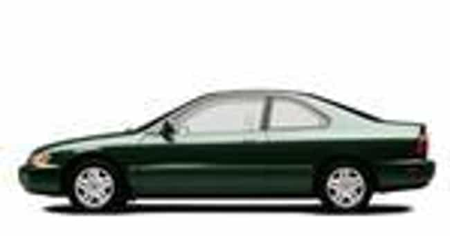 1997 Honda Accord Wagon is listed (or ranked) 3 on the list List of Popular Honda Accords