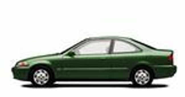 1997 Honda Civic Sedan is listed (or ranked) 3 on the list List of Popular Honda Civics