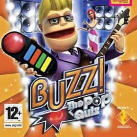 Buzz!: The Pop Quiz