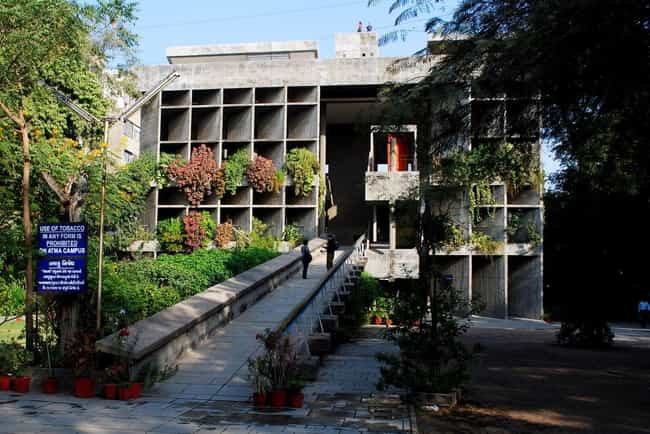 ATMA House is listed (or ranked) 1 on the list List of Le Corbusier Architecture
