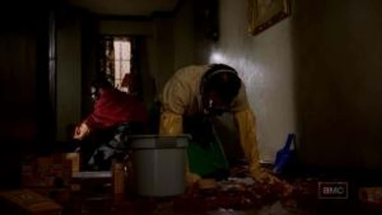 ...and the Bag's in the River is listed (or ranked) 2 on the list The Best Episodes From Breaking Bad Season 1