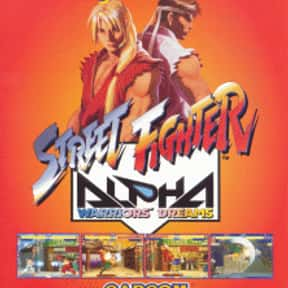 Street Fighter Alpha is listed (or ranked) 7 on the list The Best Sega Saturn Fighting Games