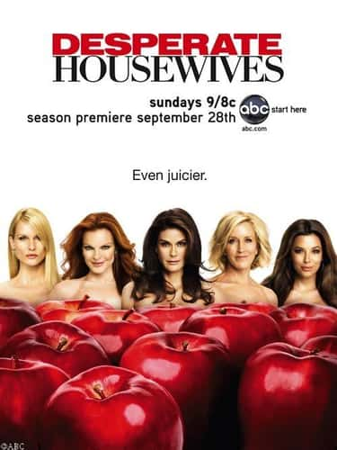 Desperate Housewives - Season  is listed (or ranked) 6 on the list The Best Seasons of Desperate Housewives