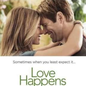 Love Happens is listed (or ranked) 20 on the list The Very Best Jennifer Aniston Movies