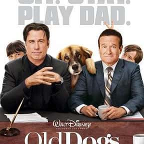 Old Dogs is listed (or ranked) 16 on the list The Best Movies About Having A Midlife Crisis