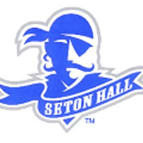 Seton Hall Pirates is listed (or ranked) 25 on the list Who Will Win The 2020 NCAA Championship?